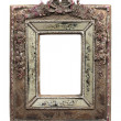 Ornate vintage picture frame — Stock Photo