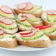 Appetizers — Stock Photo #7459613
