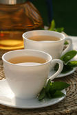Chá de menta — Fotografia Stock