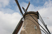 Windmill in the Netherlands — Stock Photo