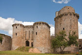 Old medieval castle in France, Europe — Stock Photo