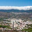 Cityscape of Los LLanos at La Palma, Canary Islands — Stockfoto
