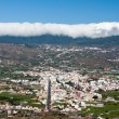 Cityscape of Los LLanos at La Palma, Canary Islands - Stock Photo