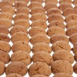 Royalty-Free Stock Photo: Background of ginger nuts, Dutch sweets for the celebration of S