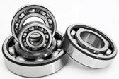 A set of bearings — Stock Photo