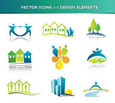 Icon pack — Stock Vector