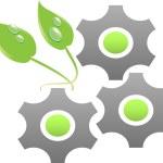 生態学のシンボル — ストック写真 #7400046
