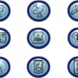 Web icons — Stock Photo #7513066