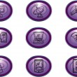 Foto Stock: Web icons