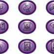 Foto de Stock  : Web icons