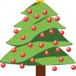 Stock Photo: Sapin de Noel