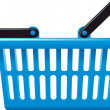 Shopping basket — Stock Photo #7513299