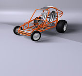 Buggy concept — Stock Photo
