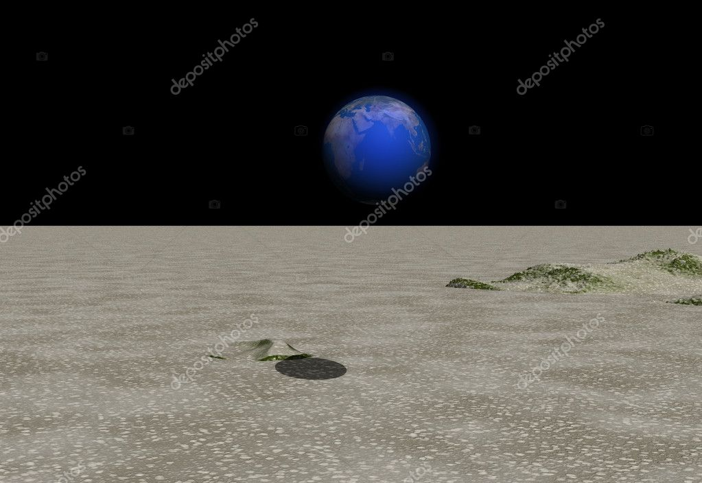 Earth illustration — Stock Photo #7512286