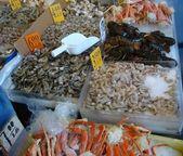 Targ rybny — Zdjęcie stockowe