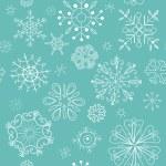 Seamless christmas background — Stock Photo