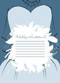Wedding bouquet as a background for text — Стоковое фото