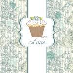 I Love Cupcakes! — Stock Photo #7550337