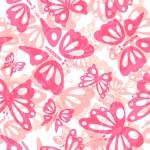 Butterfly seamless pattern — Stock Photo #7550478