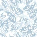 Butterfly seamless pattern — Stock Photo #7550479