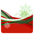 Christmas vector — Stock Photo
