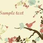 Spring Blossom background — Stock Photo #7550878
