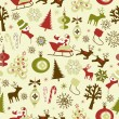 Royalty-Free Stock Photo: Christmas seamless pattern