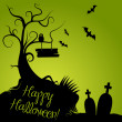 Halloween Background — Stock Photo #7552699