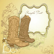 Royalty-Free Stock Photo: Cowboy Boots
