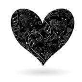 Artistic heart-shape — Stock Photo