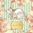 Foto Stock: Easter rabbit