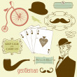 A Gentlemen&#039;s Club - Foto de Stock  