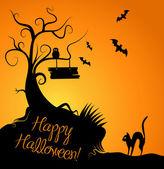 Fondo halloween — Foto de Stock