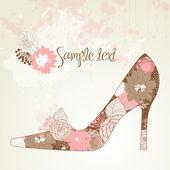 I love shoes! — Stock Photo