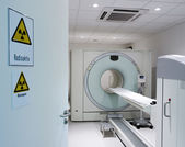 PET/CT scan — Stock Photo