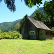 Stock Photo: Storm King Ranger Station, Lake Crescent