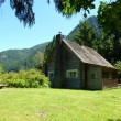 Storm King Ranger Station, Lake Crescent — Stock Photo