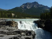 Athabasca Falls — Stock Photo