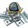 World currency — Stock Photo