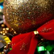 Christmas ornaments — Stock Photo #7523055