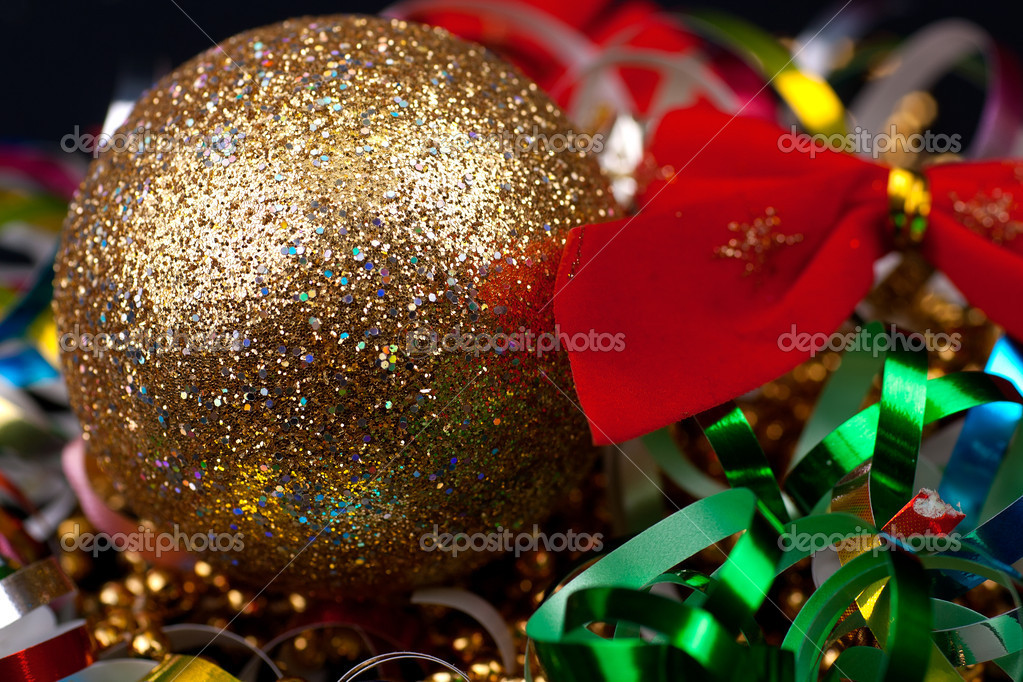 Christmas ornaments  Stock Photo #7523056