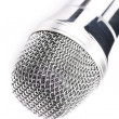 Microphone isolated — Stock Photo