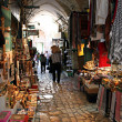 Stock Photo: Arabic Bazar - Jerusalem. Old city