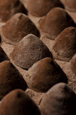 Chocolate Truffles Close-up — Stock Photo