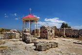 Ruins in Sevastopol — Stock Photo