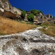 Stock Photo: Ruins of Crimea