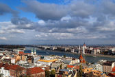 Panorama of Budapest — Photo
