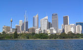 Sydney Skyline — Stock Photo
