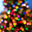 Christmas tree lights — Stock Photo #7477677