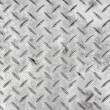 Stock Photo: Steel checker plate